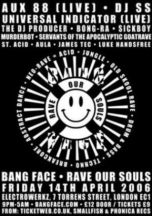 BONG RA - BANGFACE 14th April 06'