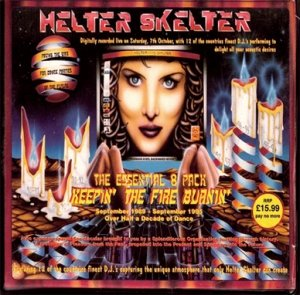 BILLY BUNTER - HELTER SKELTER (KEEPIN THE FIRES BURNIN) 1995