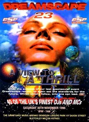 VIBES - DREAMSCAPE 23 30th November 96'