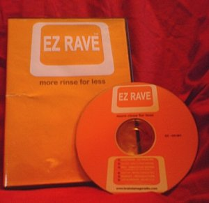 DISOWNED - EZ RAVE CD MIX  - 18th Januray 08'