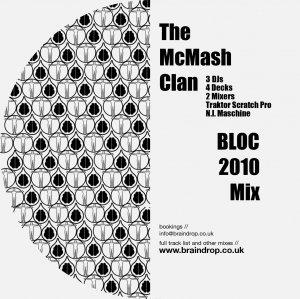 THE McMASH CLAN - BLOC 2010 MIX