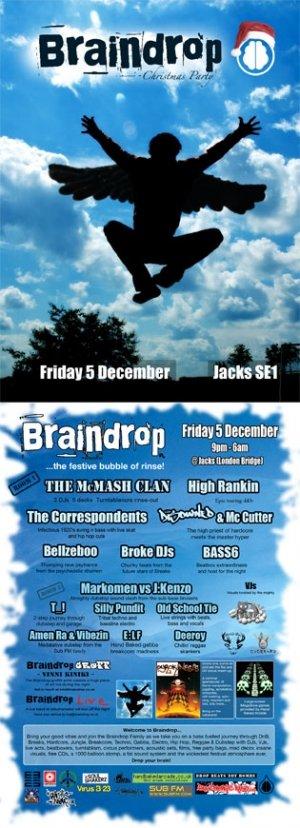 BELLZEBOO - BRAINDROP 5th December 08'