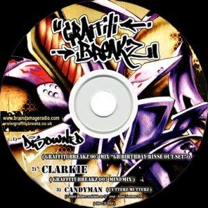 DISOWNED - GRAFFITI BREAKZ - 12th July 08' (GB07 Studio mix)