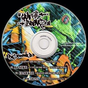 DISOWNED - GRAFFITI BREAKZ - 2nd May 08' (GB06 Studio mix)