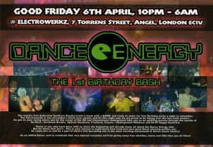 JC - DANCE ENERGY April 07'
