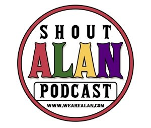 SHOUT ALAN PODCAST - VOL 1 - (OCTOBER 2011)