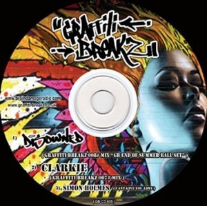 DISOWNED - GRAFFITI BREAKZ  - 13th September 08' (Studio mix)