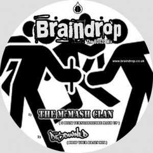 DISOWNED - DROP YOUR BRAIN MIX - (BD20 studio mix)