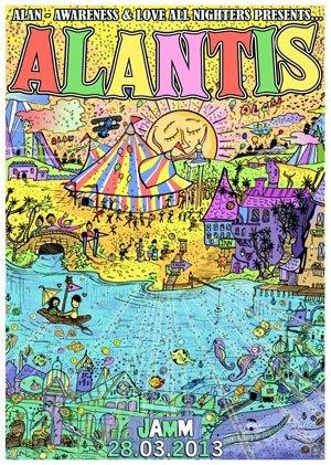 / RAATH MON TET - ALAN (Alantis) - 28th March 2013